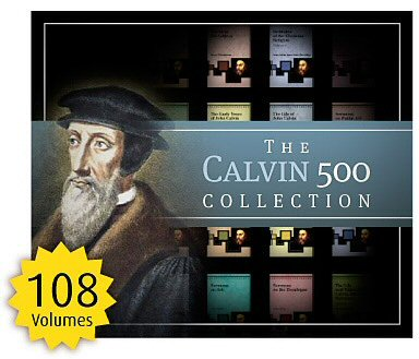 Calvin 500 Collection (108 vols.)