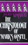 The Christology of Mark's Gospel