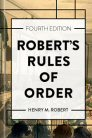 Robert's Rules of Order, Fourth Edition