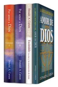 Colección D.A. Carson (4 vols)