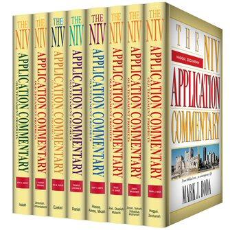 NIV Application Commentary: Old Testament Prophets (NIVAC) (8 vols.)
