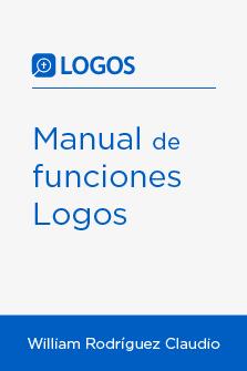 Manual de funciones Logos