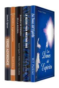 Colección Casa Nazarena: Ministerio pastoral (5 vols.)