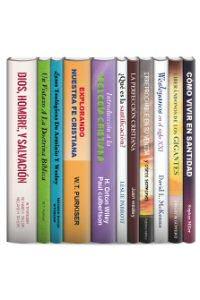 Colección Casa Nazarena: Teología (11 vols.)