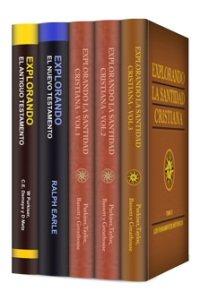 Colección Casa Nazarena: Serie explorando (5 vols.)