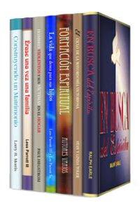 Colección Casa Nazarena: Vida cristiana y familia (7 vols.)
