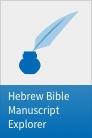 Hebrew Bible Manuscript Explorer
