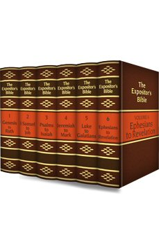 The Expositor's Bible (6 vols.)