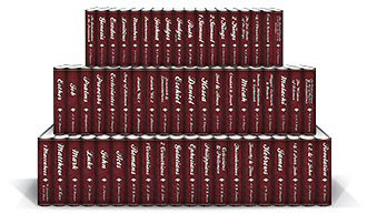 The Cambridge Bible for Schools and Colleges (58 vols.)