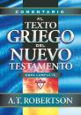 Comentario al texto griego del NT